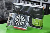 НОВАЯ! ВИДЕОКАРТА MSI GEFORCE GT 730/ 4GB/ GDDR3/ 128BIT