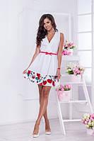 Женское платье (42-44, 44-46) —софт от компании Discounter.top