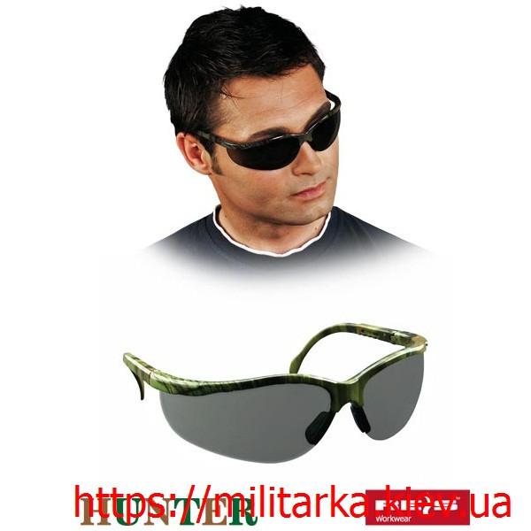 Очки защитные REIS Hunter камуфляжные