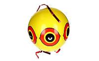 Виниловый шар отпугиватель птиц — Сова, фото 1