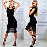 Женское платье (S, M) —Дайвинг от компании Discounter.top