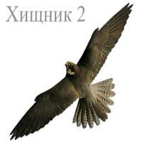 Визуальный отпугиватель птиц ХИЩНИК-2 (32x80 см)