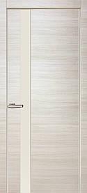Міжкімнатні двері пвх 01 crema bianco line