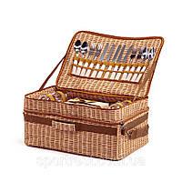 Термосумка + набор для пикника (4 персоны)