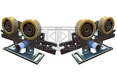Комплект роликов автоматических дверей Gilgen SLA