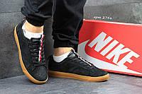 Мужские кроссовки Nike SB черные 2746