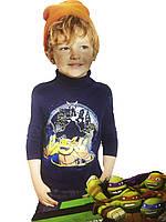 Водолазки для мальчика,  размер 98-128, Nikelodion ,арт-355