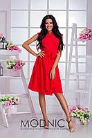 Женское платье (42-44, 46-48) —шелк-софт купить в розницу в одессе  7км