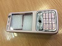Корпус для Nokia N73.Pink.Полный с клавиатурой.Кат.Extra