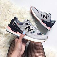 Женские Кроссовки New Balance  530 'Floral Ink'
