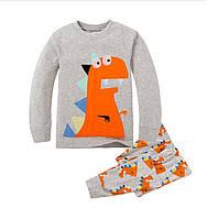 Пижама детская  штаны и кофточка для мальчика