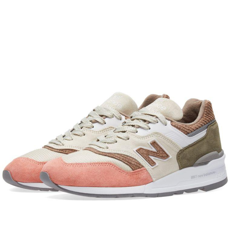 Оригинальные кроссовки New Balance M997CSU  Desert Heat  - Made in the USA 999467c61fb