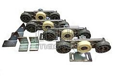 Комплект роликов автоматических дверей Aprimatic