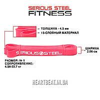 Резиновая петля сопротивления жгут Serious Steel (4.54-22.7 кг)