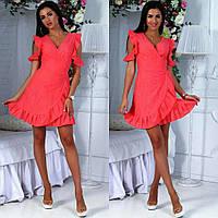 Женское платье (42-44, 44-46) —батист  купить в розницу в одессе  7км