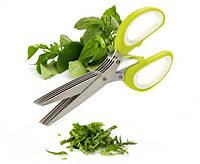 Ножницы для нарезки зелени (5 лезвий) Scissor, ножницы для зелени, ножницы для резки зелени 5 лезвий