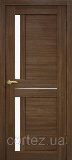 Межкомнатные двери пвх Deco 01 дуб amber