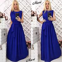 Платье (42 44) — шифон купить в розницу в одессе  7км