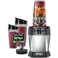 Экстрактор питательных веществ Nutri Ninja 1000W, magic bullet, блендер