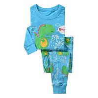 Пижама для мальчика кофта с длинным рукавом и штаны