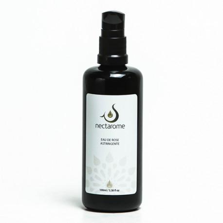 Цветочная вода Дамасской розы, для лица, волос и тела,100мл Nectarome