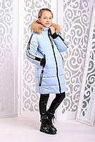 Пальто для девочки Модница, фото 1