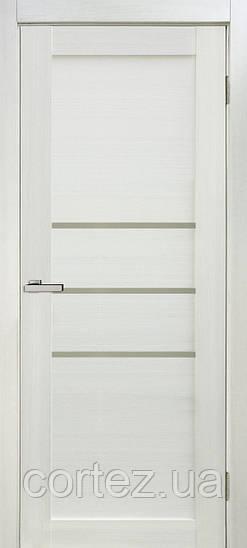 Межкомнатные двери пвх Deco 06 дуб bianco