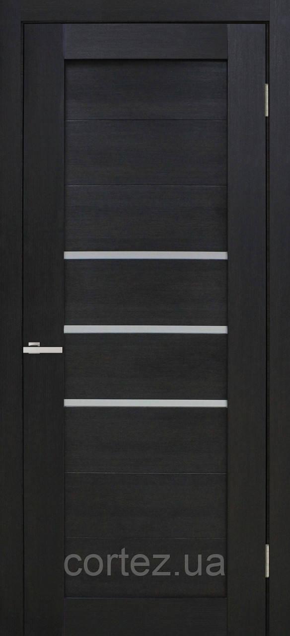 Межкомнатные двери пвх Deco 06 дуб wenge