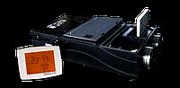 Dospel Selen 800 DC BERLUF (0-910м³/ч; 0-780 Па; мощность нагревателя - 750 W, эффективность рекуперации тепла - до 95%)