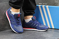 Мужские кроссовки Adidas Neo темно синие 2751
