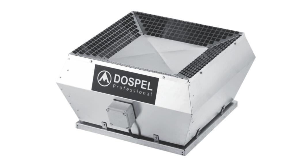 Dospel Крышный вентилятор WDD 355-H2