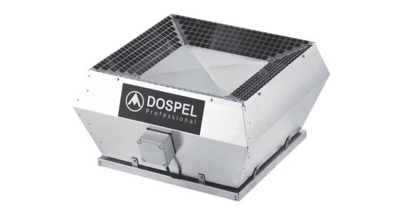 Dospel Крышный вентилятор WDD 450-H2 , фото 2
