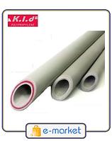 Труба полипропиленовая с алюминием 32 (Stabi): K.I.D., BEST, Fang Young, и т. д.