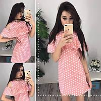 Платье (S  M) — хлопок от компании Discounter.top