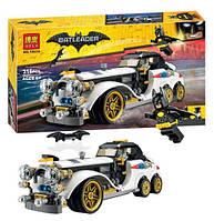 Конструктор Bela серия Batleader 10631 Арктический роллер Пингвина (аналог The Lego Batman movie 70911)