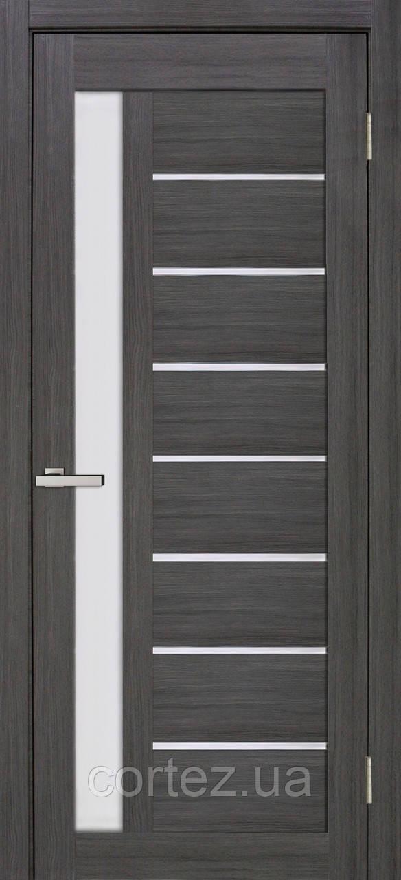 Межкомнатные двери пвх Deco 09 дуб ash