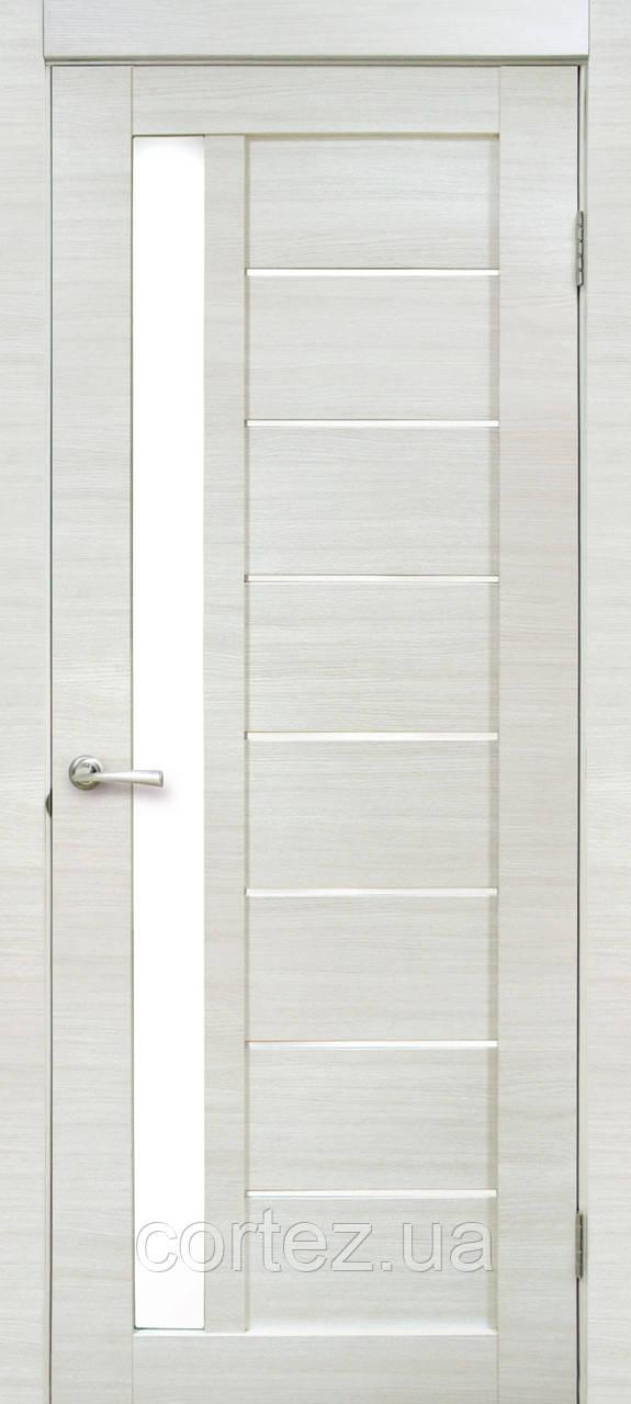 Межкомнатные двери пвх Deco 09 дуб bianco line