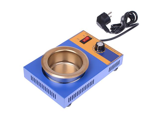 Паяльная ванна DZ-70505, диам.-80мм, 250W, 200-480°C, 220V