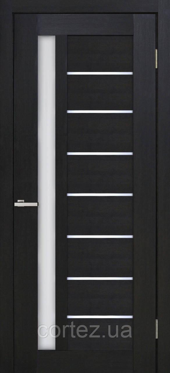 Межкомнатные двери пвх Deco 09 дуб wenge