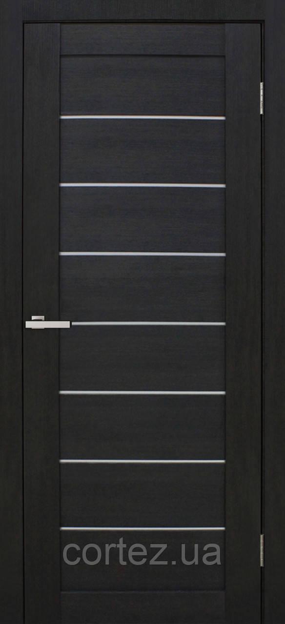 Межкомнатные двери пвх Deco 10 дуб wenge