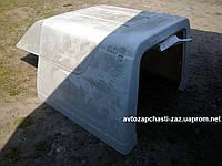Надстройка платформы жесткая Tavria Pickup ЗАЗ11055. Будка из стеклопластика 110557-8534012 под откидные двери