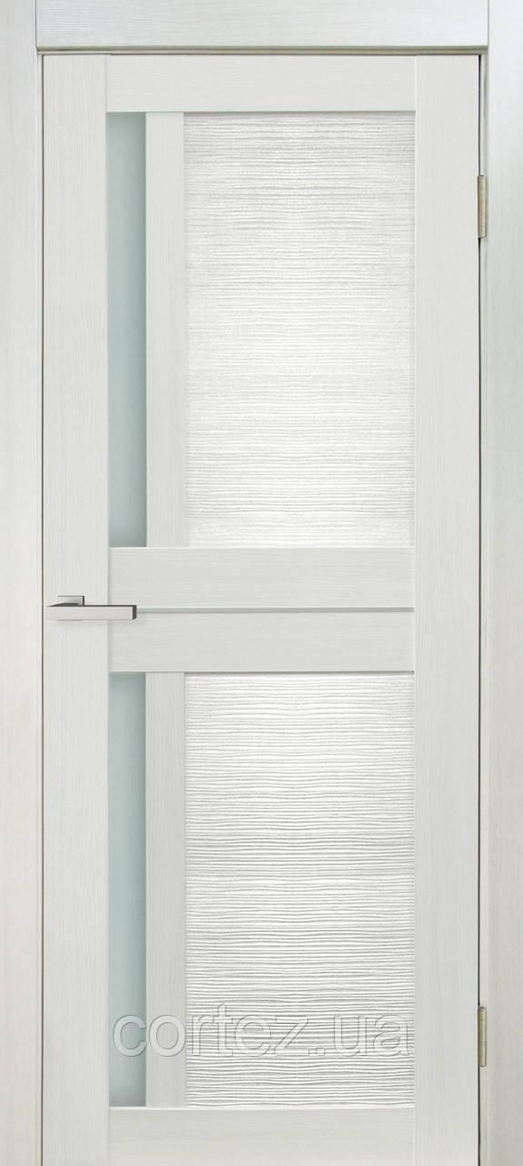 Межкомнатные двери пвх NOVA 3D №1 premium white