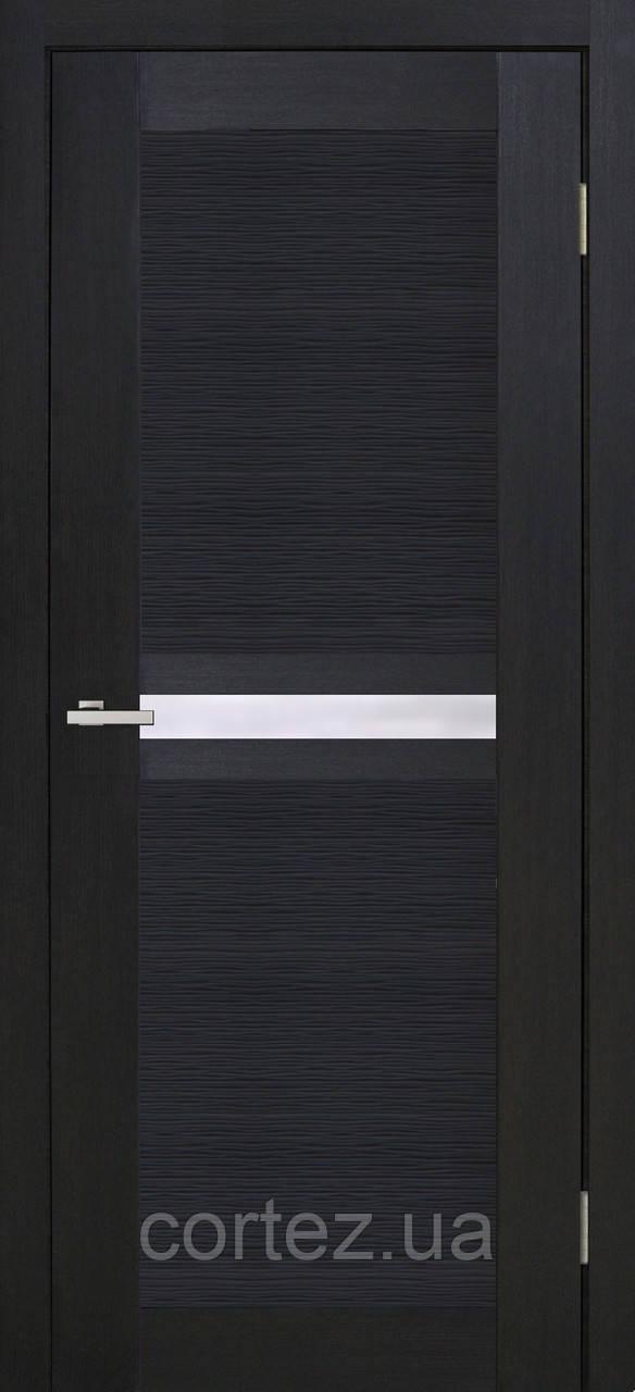 Межкомнатные двери пвх NOVA 3D №3 premium dark