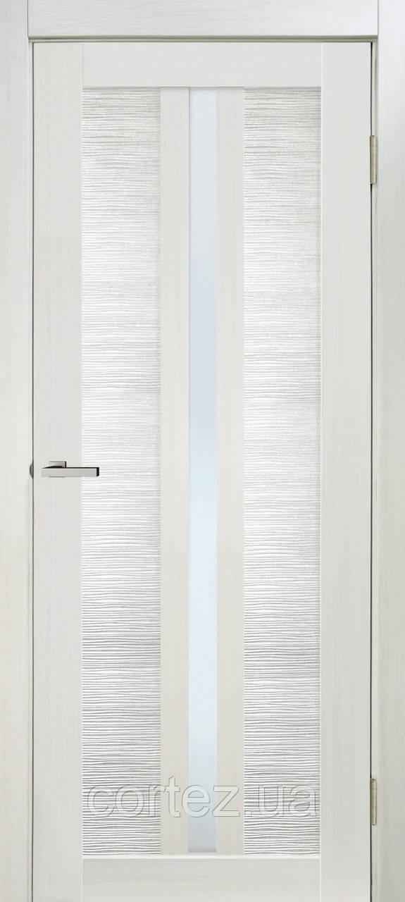 Межкомнатные двери пвх NOVA 3D №5 premium white