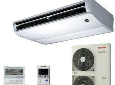 Сплит-система потолочного типа Toshiba 7 кВт(-15) RAV-SM80*CT(P)-E/RAV-SM80*AT(P)-E/ RBC-AMS41E