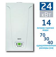 Газовый котел Baxi Main 5, 24 кВт, двухконтурный, турбированный