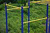 Рукоход двухсекционный с разноуровневыми турниками VD-SPORT, фото 3