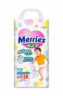 Трусики-подгузники Merries XL (12-22кг) 38шт