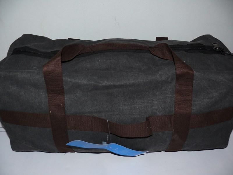 Сумка-рюкзак спортивная черная