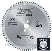 Дисковые пилы для раскроя ДСП, ламината и фанеры Freud LU3D 0400 250*3,2*2,2*30 Z80 5°